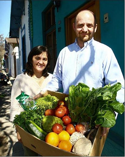 Venta de Frutas y Verduras a Domicilio, Buencampo.cl